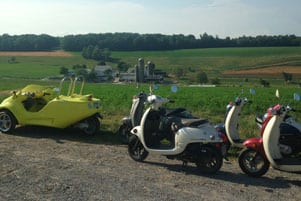 Experience Amish Country PA